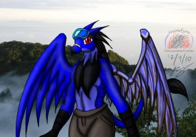 100K pageview prize: Gryff by Snowfyre