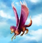 Coloured Free Fall by kovah