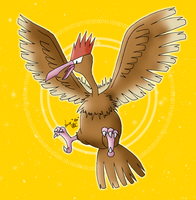 Fearow - Request