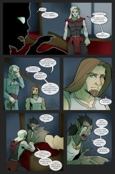 VARULV Issue 9 - Page 5 by dawnbest