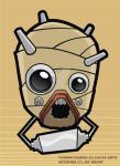 Heads Up Tusken Raider