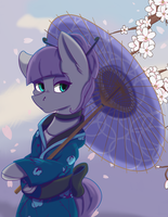 Kawaii Maud by lula-moonarts