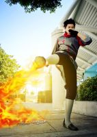LoK: Don't Play with Fire... by Pisaracosplay