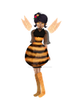 [Insect Adopt] BEE - $2.50/250 points - OPEN by TheImperfectLife