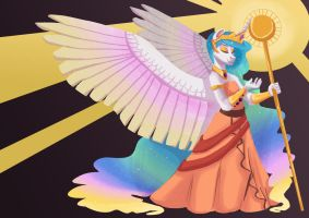 Princess of the Sun by Earthsong9405