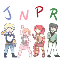 JNPR Chebs by ChannelerJaydin