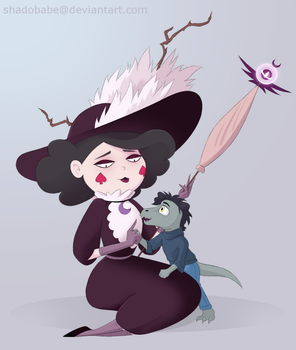 Nana Eclipsa Theory (UPDATE IN ARTIST COMMENTS) by ShadOBabe