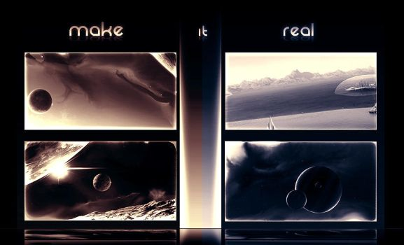 Make it real by Skylooks