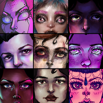 Eye meme by RaidioactiveVampy
