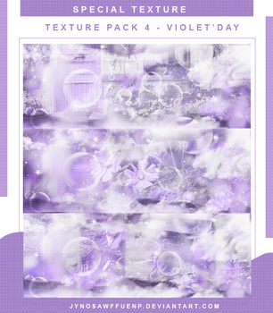 pack texture' violet day' by Jynosawffuenp