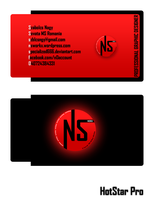 HotStar Pro Business Card by specialized666