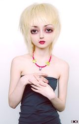 Anime Kayla 01 by XK-Images