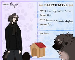 HT - Mayson by sunlitmad
