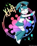 Cute Dancing Jenny by Neon-Juma