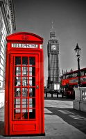 London's Calling II by AlanSmithers