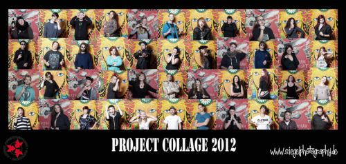 Project Collage 2012 by MSiegelarc