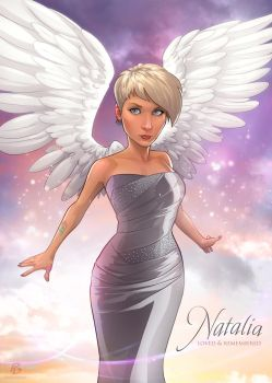 Tribute to Natalia by PatrickBrown