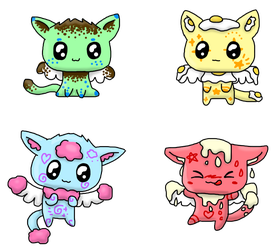 Nyanom Adoptables CLOSED by ForeverFluffyAdopts
