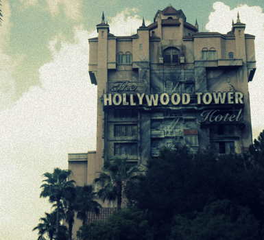 Tower Of Terror by RanebowStitches