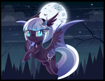 Spooky night by Spookyle