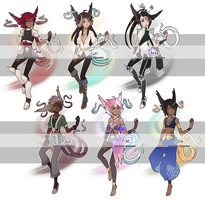 [Adopt] Ihluin Flat Sales [Closed, TY] by NeonRaptor