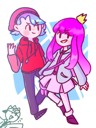 Partner In Crime by sweetmashmellowroom