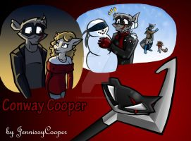 Conway Cooper by EmilieSushi