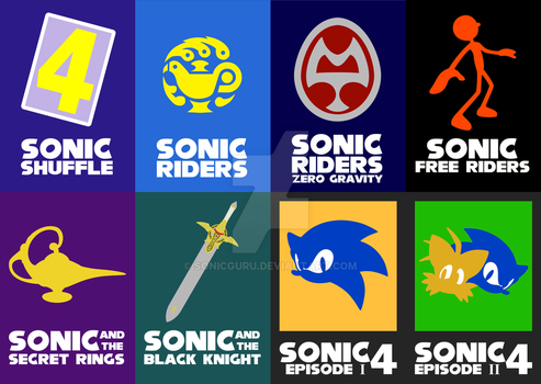 Sonic Game Cards Vol. 3