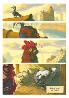 Nadar Knights - a cat story. Page 1 by Les-Chats-Nocturnes
