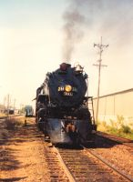Milwaukee Road 261 by PRR8157