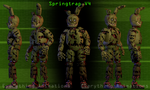 Springtrap V4 Complete by EverythingAnimations