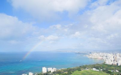 Diamondhead View by WriterOfWolves