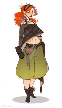 [CLOSED] Character Adopt 20/17 by larighne