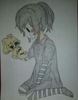 The marionette child by shadowkunsgirlfriend
