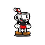 Cuphead Red Standing by sketchygerry