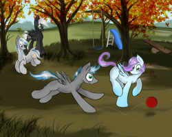 Country Playground By Xenalollie by Cloudzapper8
