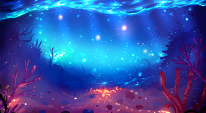 Underwater world - (auction CLOSED) by ryky