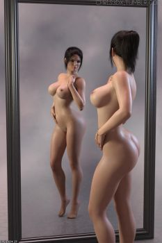 Introducing Melissa III (01-05) by Chris3DX