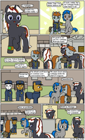Post-Fallout Equestria : Episode2 Page1 by king-koder