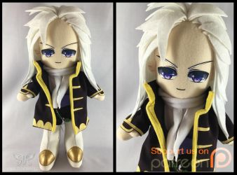 Setzer Gabbiani by renealexa-plushie