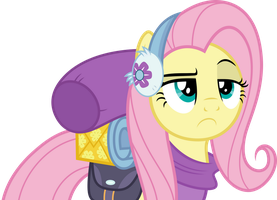 Vector #545 - Fluttershy #29 by DashieSparkle