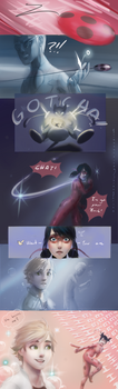 Miraculous Ladybug: In the Clocktower #5 by Strangerina