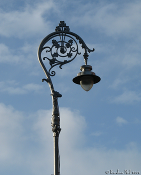 Lamppost by AlucardDisease