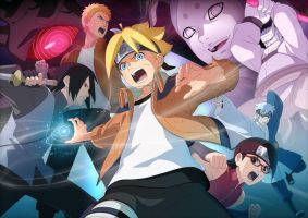 Naruto Storm 4 Road to Boruto by AiKawaiiChan