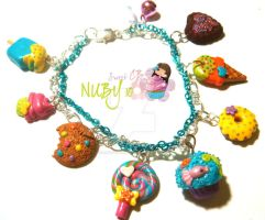 Summer Bracelet by colourful-blossom