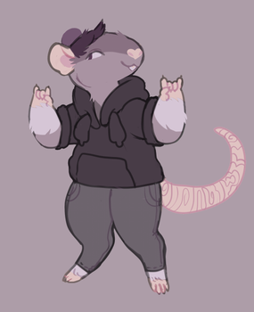 rat by pitbullie