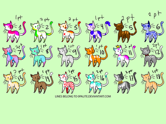 1-2 point adopts ~OPEN~ by Sam-Sunflower