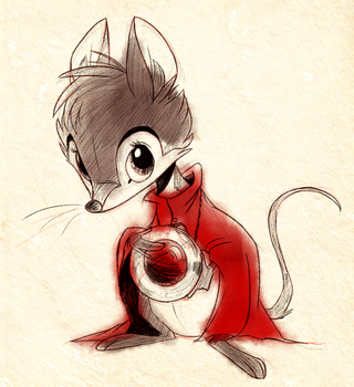 NIMH by TheMarquisOfDorks