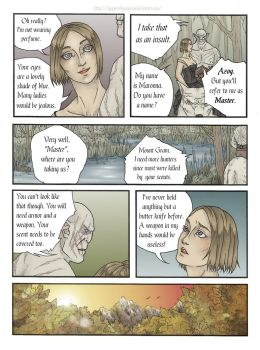 No Time For Tears! [Pg.31] by Michelangeline