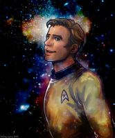 Captain James T. Kirk by TechnoRanma